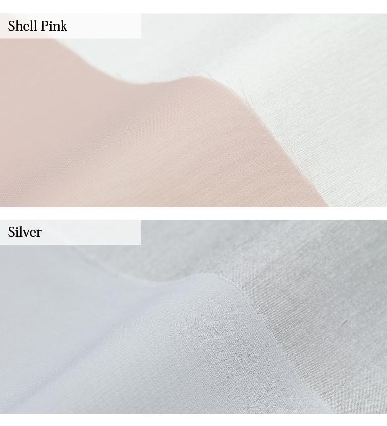 モーハウスのフォーマル授乳服REVE(レーブ)生地アップ