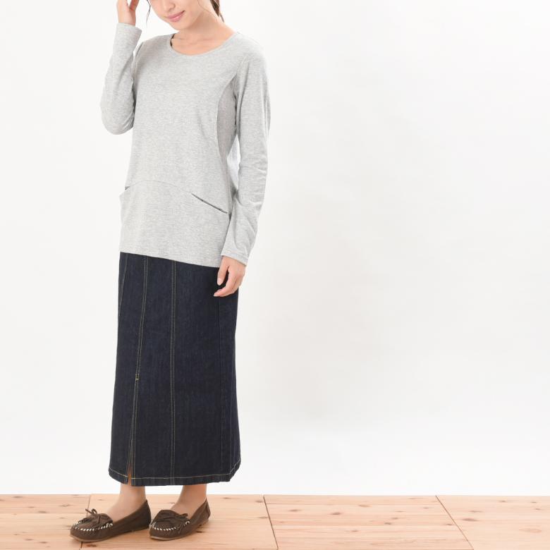 モーハウスの授乳服アセントモデル写真2