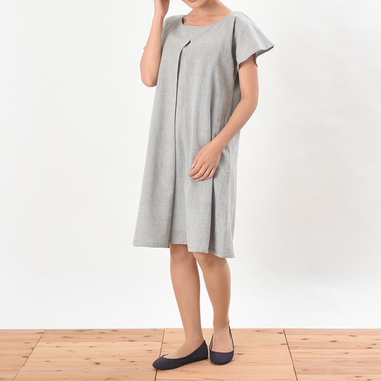 モーハウスの授乳服ラプティモデル写真2