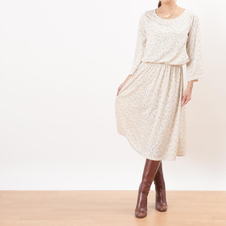 モーハウスの授乳服ワルツモデル写真2