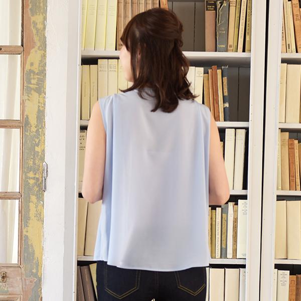 モーハウスの授乳服のディティールポイント4