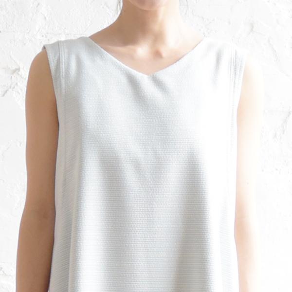 モーハウスのフォーマル授乳服のディティールポイント1