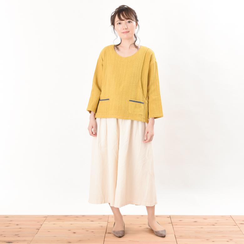 モーハウスの授乳服jaaaun(ザウン)モデル写真1