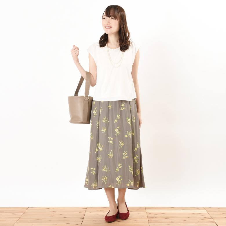 授乳服グランツモデル写真1