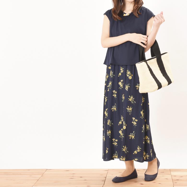 授乳服グランツモデル写真2