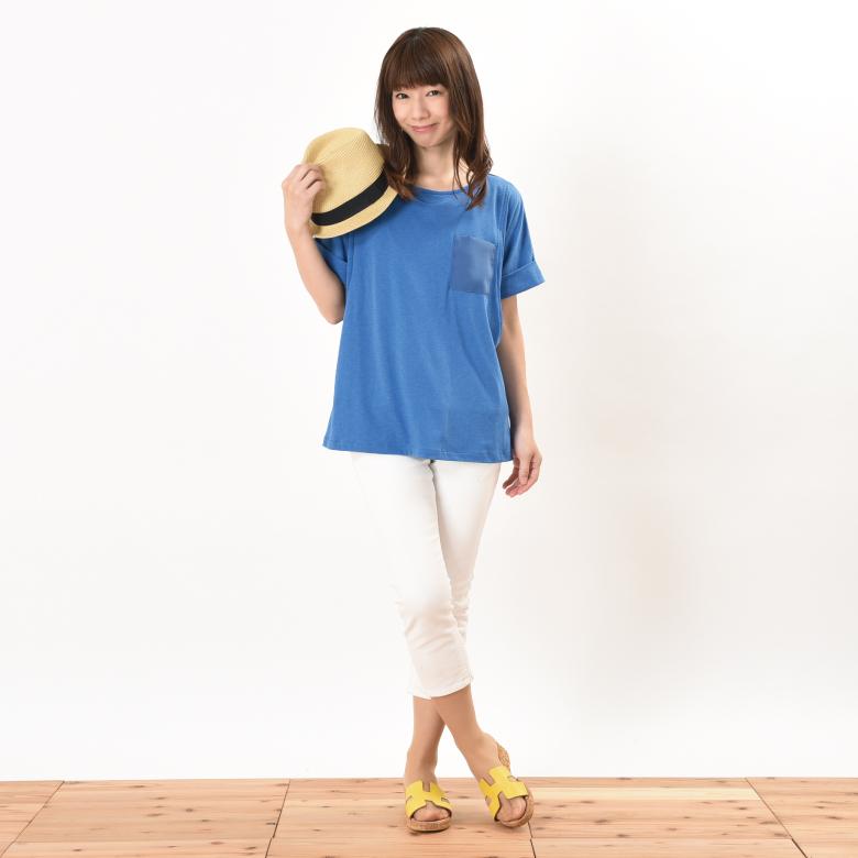 モーハウスの授乳服ポケットTモデル写真1