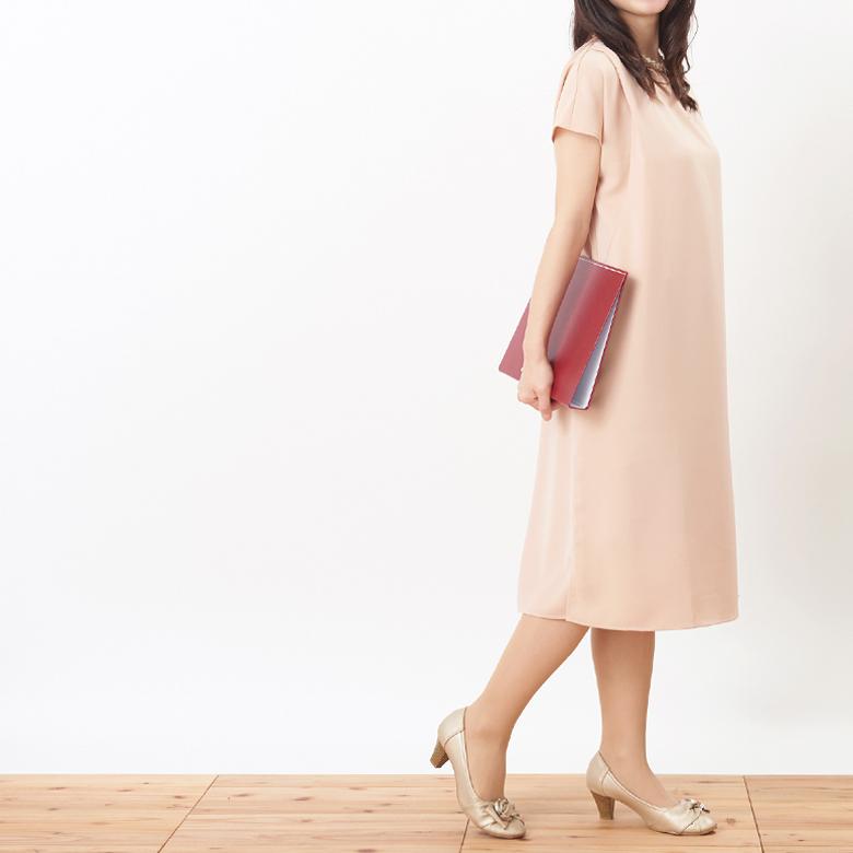 授乳服フォンデュモデル写真2