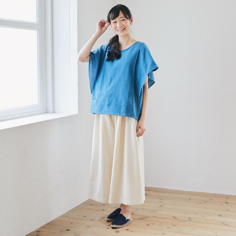 授乳服ディディモデル写真1
