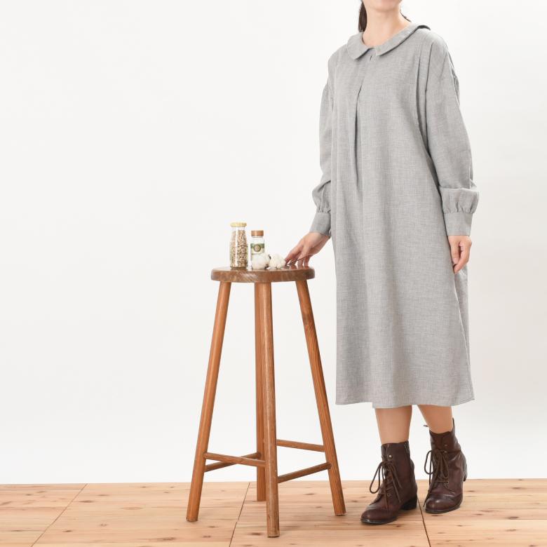 モーハウスの授乳服パストラルモデル写真2