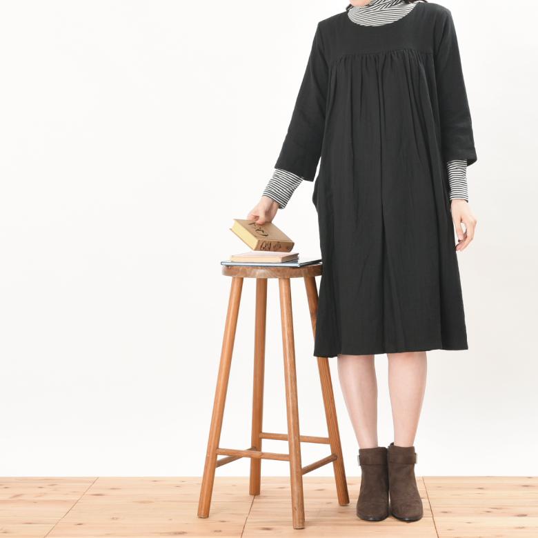モーハウスの授乳服シルフィードモデル写真2