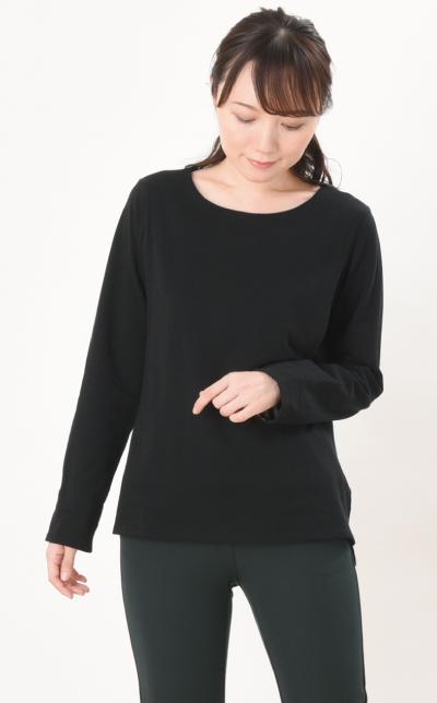 授乳服ボートンコーデ写真5