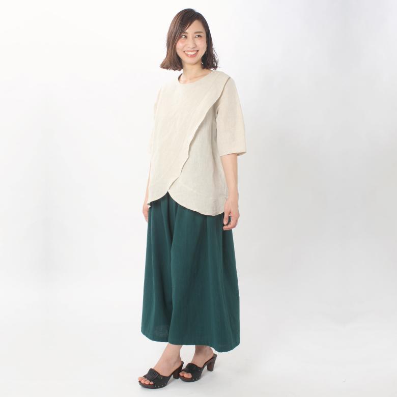 授乳服アンナモデル写真1