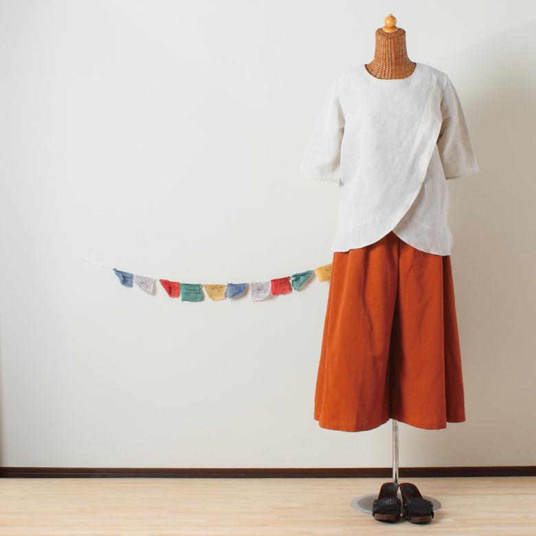 授乳服アンナモデル写真2