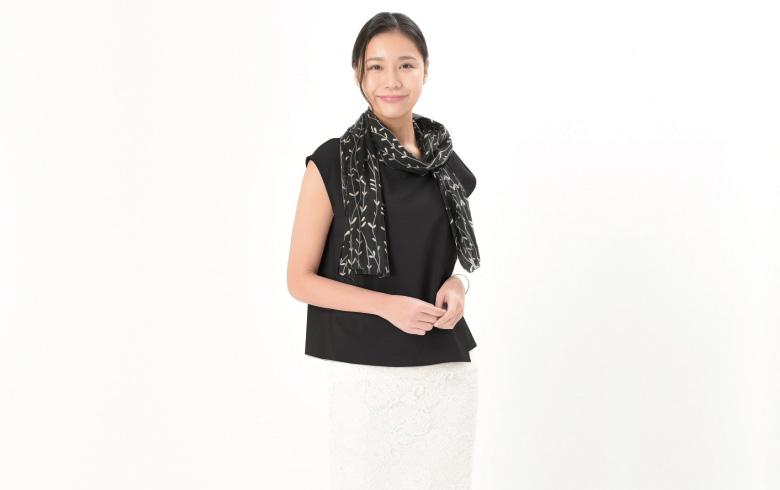 授乳服Siam(シャム)モデル写真2
