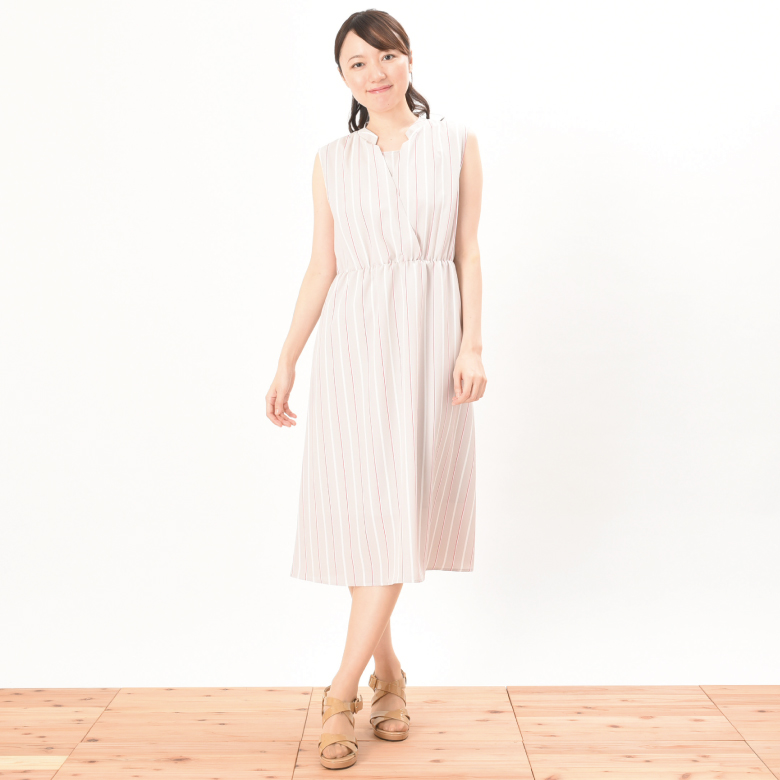モーハウスの授乳服クーランデールモデル写真1
