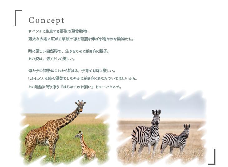 親子リンクコーデアイテムプレーリーコンセプト写真