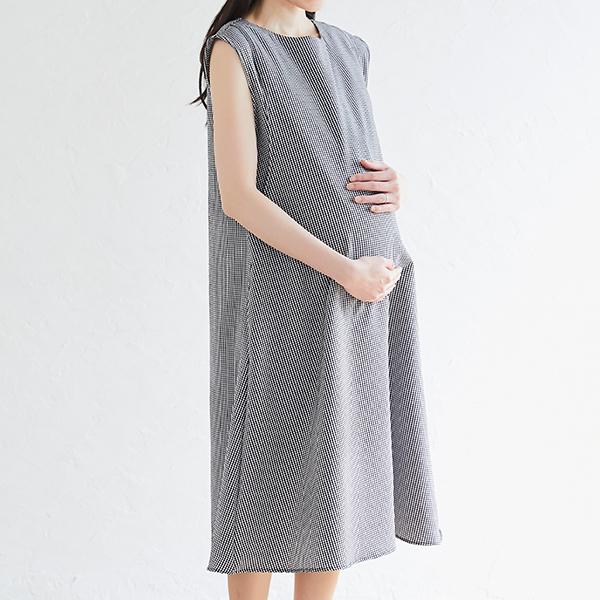 授乳服のディティールポイント3