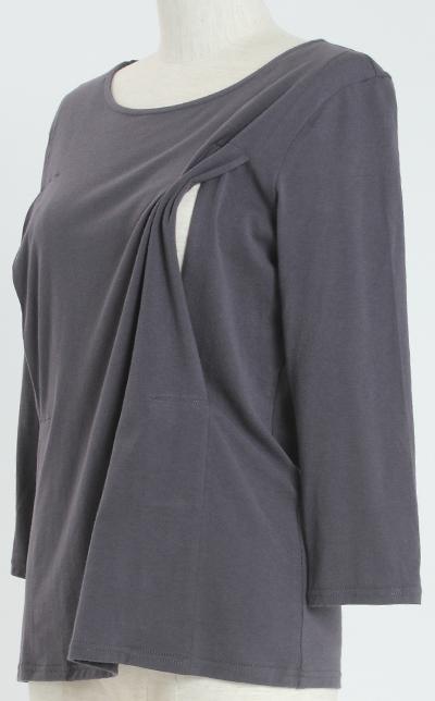 モーハウスの授乳服のインナー授乳口画像