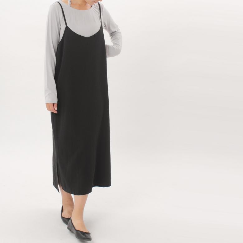 授乳服みつあみウォームロンTモデル写真2