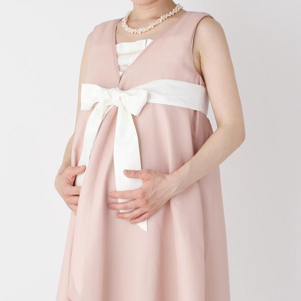 モーハウスのフォーマル授乳服のディテールポイント:マタニティ兼用フォーマル授乳服