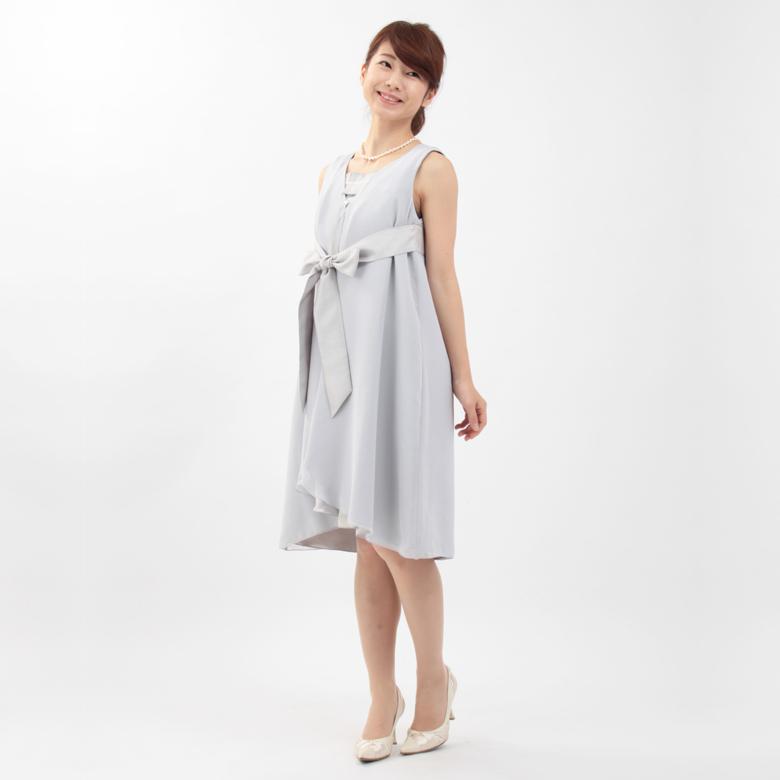 モーハウスのフォーマル授乳服REVE(レーブ) モデル身長:160cm