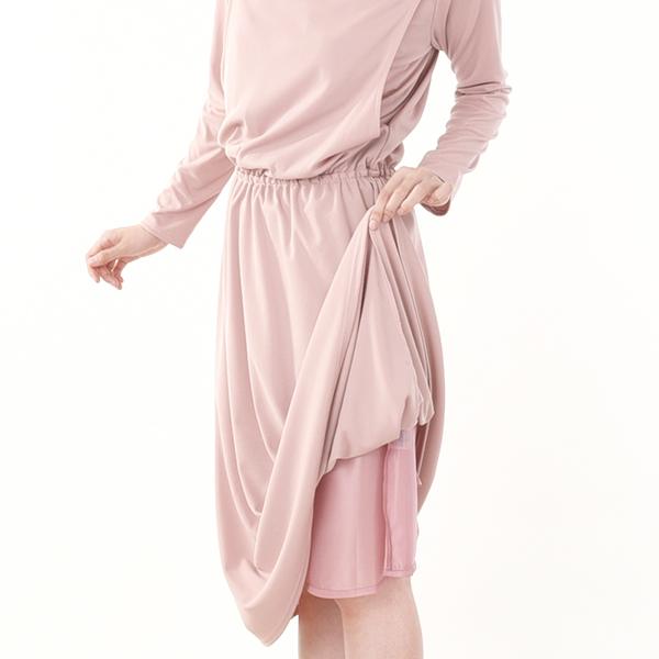 モーハウスの授乳服のディテールポイント4