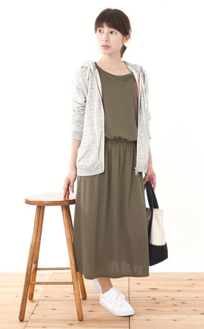 授乳服フロンセコーデ写真1