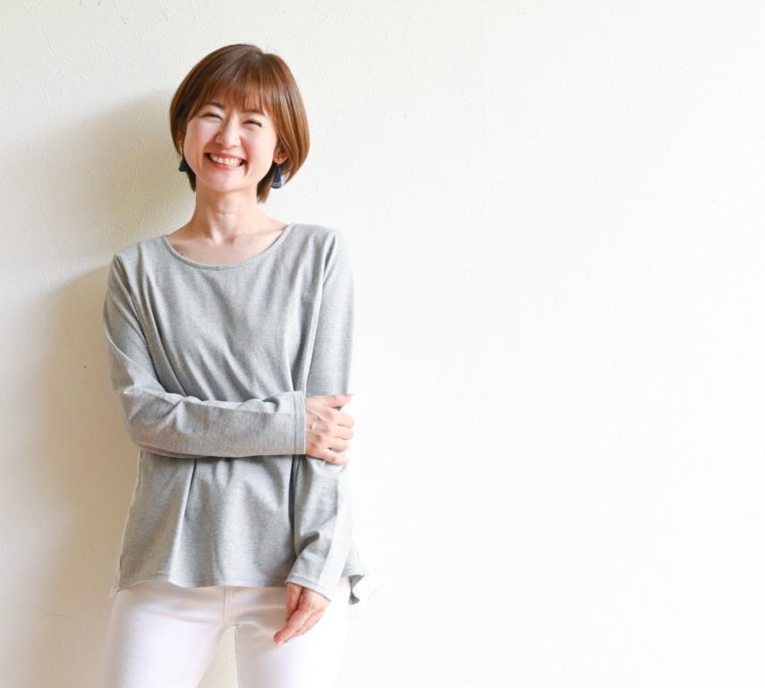 モーハウスオリジナル日本製の授乳用トップス