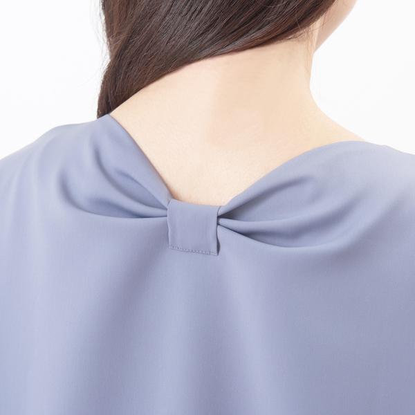 授乳服ディテールポイント:後ろリボン