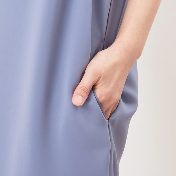 授乳服ディテールポイント:左右両方にポケット