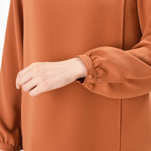 授乳服ディテールポイント:袖のカフス