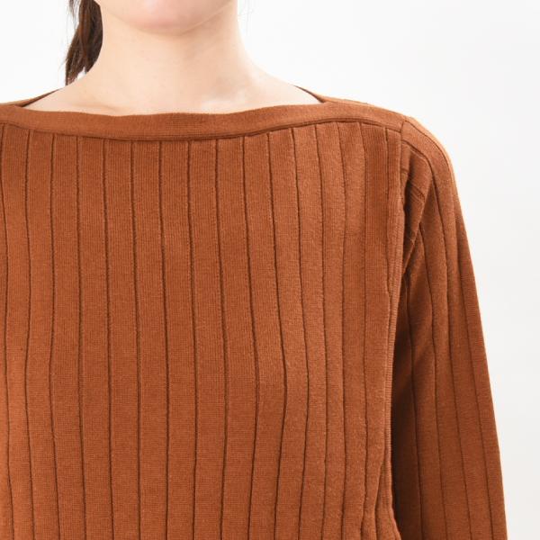 授乳服ディテールポイント3:セットインスリーブ