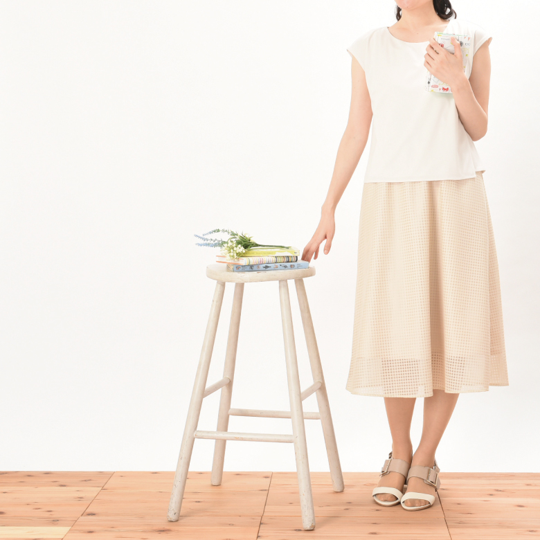 授乳服フネートルモデル写真2