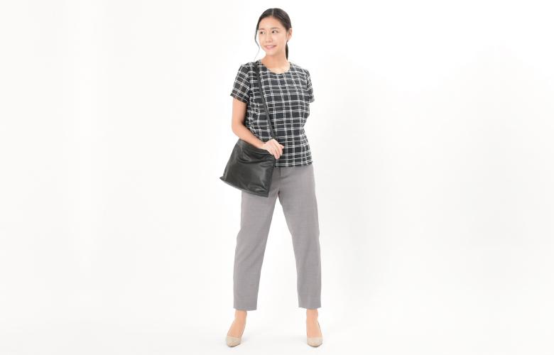 授乳服pocco(ポッコ)モデル写真2