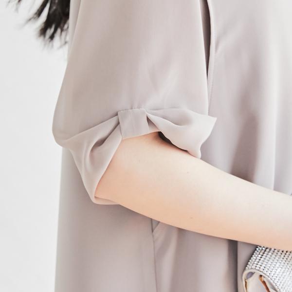 授乳服ディテールポイント1