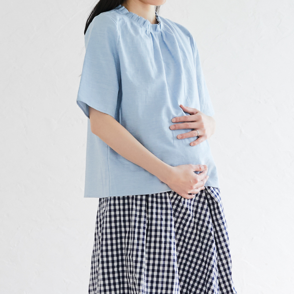 授乳服ディテールポイント3