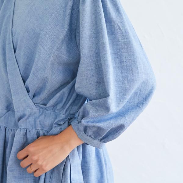 モーハウスの授乳服のディテールポイント1