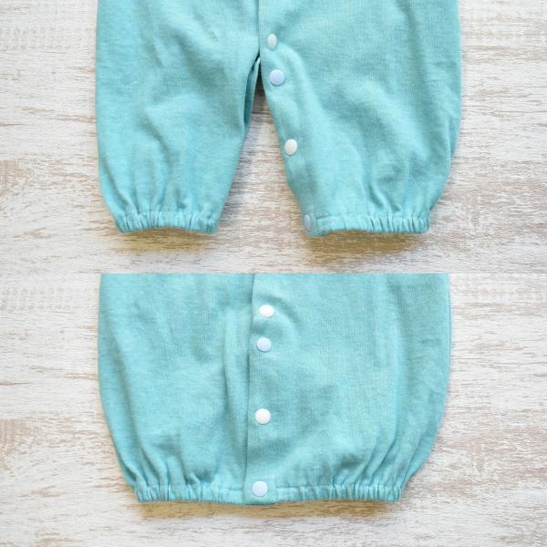 授乳服のディテールポイント:2Wayオール