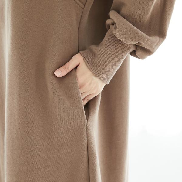 モーハウスの授乳服のディティールポイント3