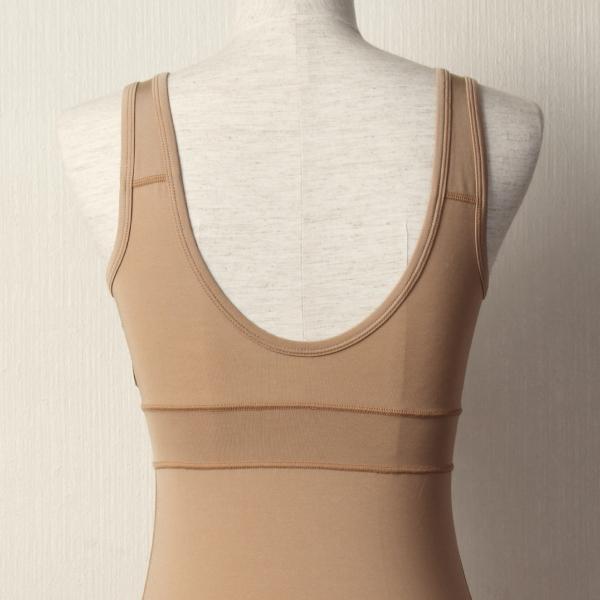 モーハウスの授乳服のディティールポイント2