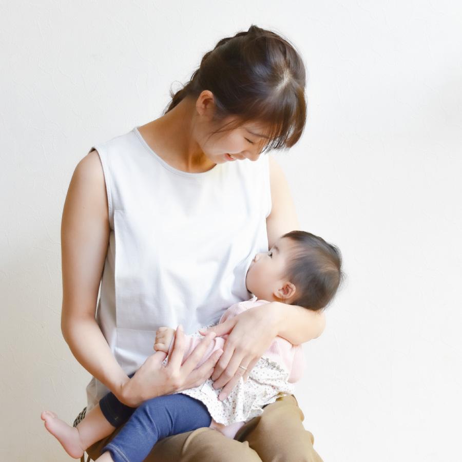 モーハウスオリジナル日本製の授乳インナー