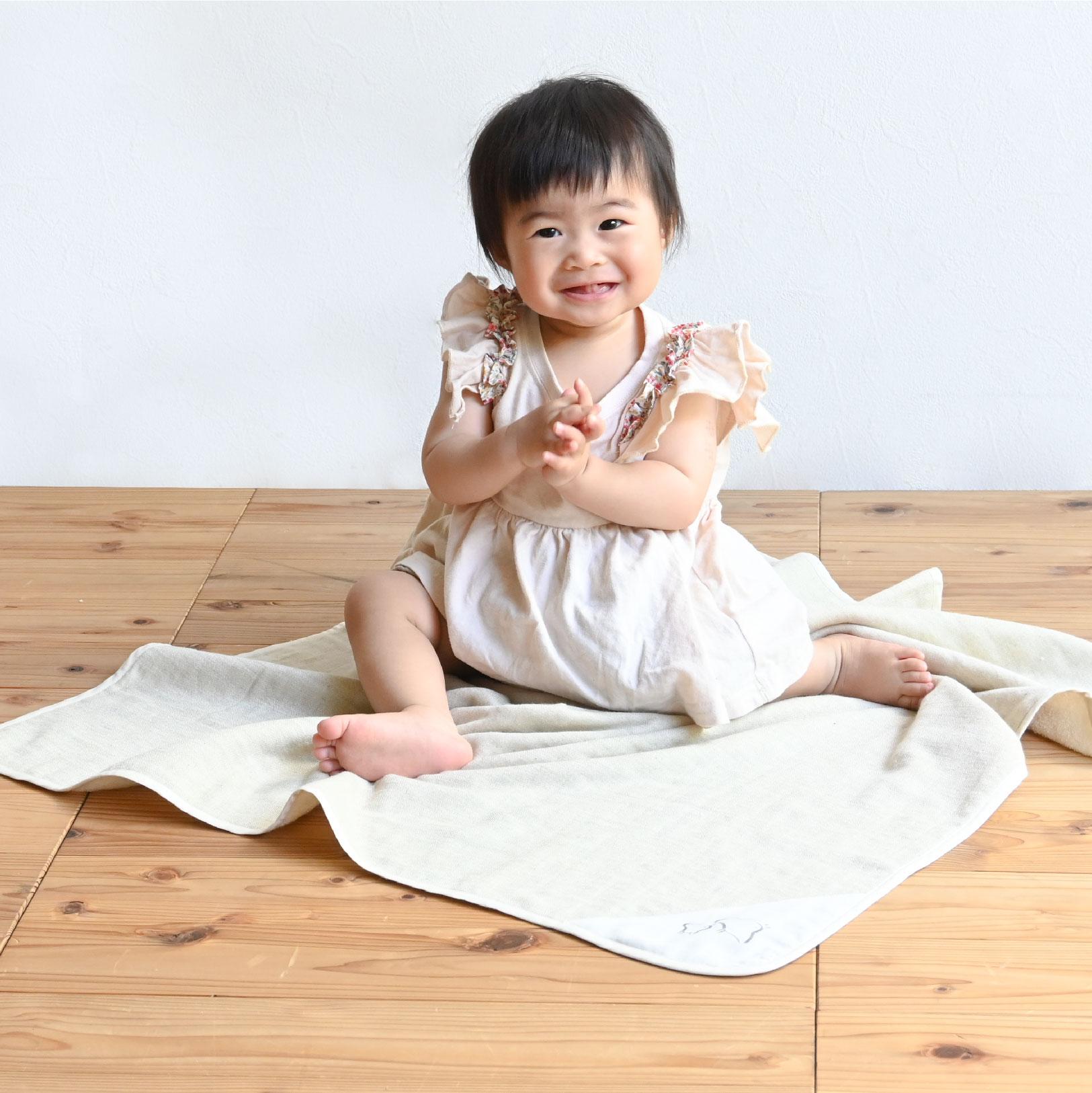 モーハウスオリジナル日本製ベビー服