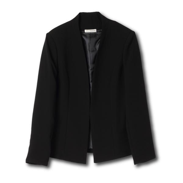 授乳服 ブラックフォーマルジャケット