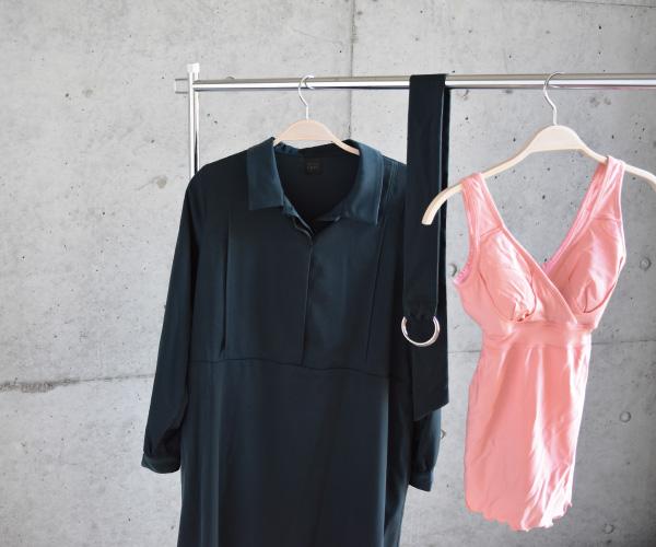 授乳服モデル写真2