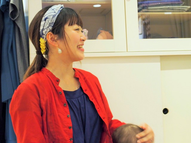 坂本美雨さん