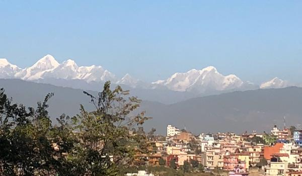フェアトレード ネパールの風景