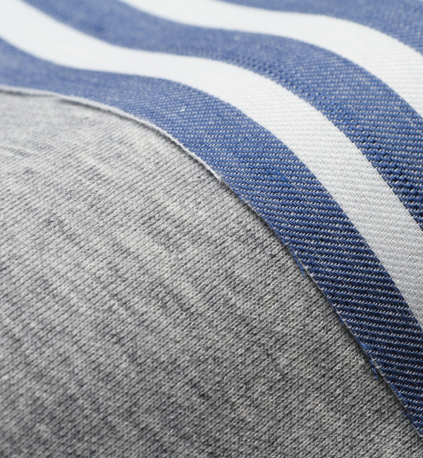 ボートン 授乳服 サイドスリットタイプ 授乳 ボーダー Tシャツ 綿100% コットン