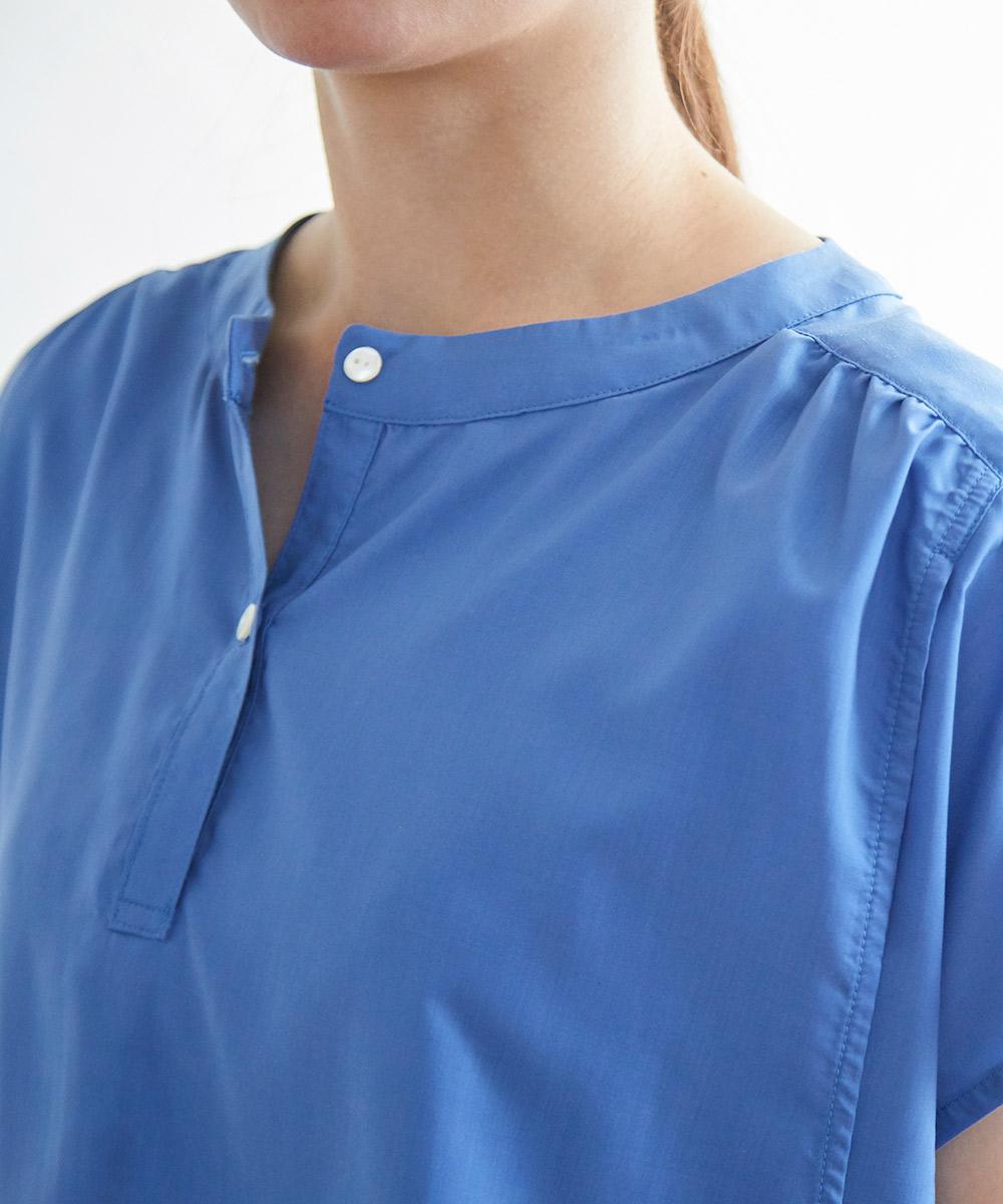 授乳服 授乳 トップス ブラウス 半袖 ゆったり マタニティ 産後 産前